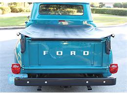 Picture of Classic 1959 Ford F100 - $29,500.00 - QAHS