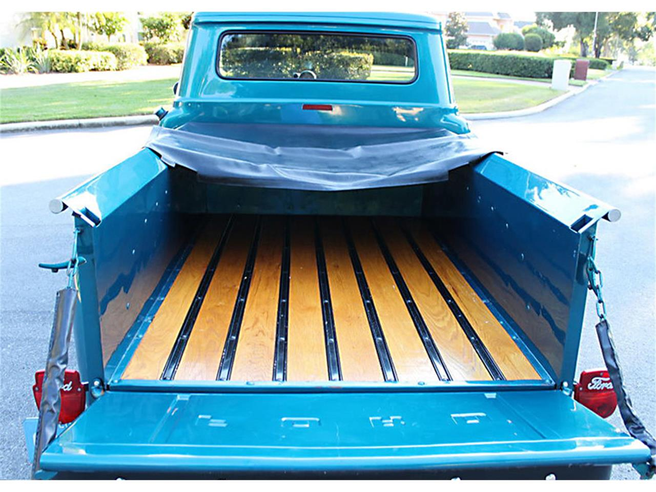 Large Picture of 1959 Ford F100 - $29,500.00 - QAHS