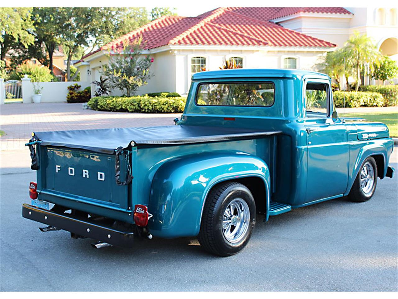 Large Picture of Classic '59 F100 - $29,500.00 Offered by MJC Classic Cars - QAHS
