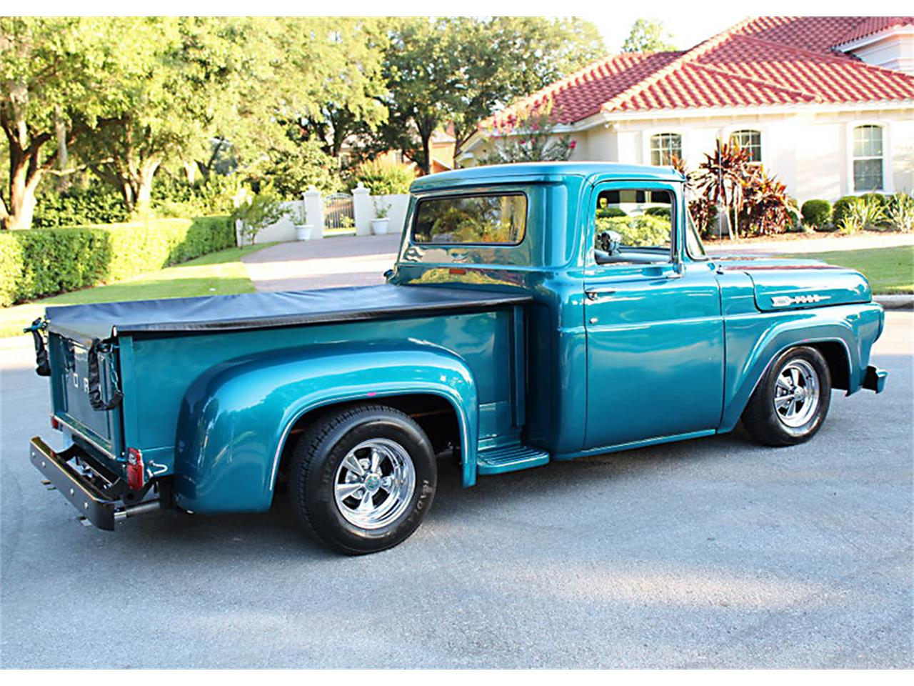 Large Picture of '59 F100 located in Florida - $29,500.00 Offered by MJC Classic Cars - QAHS