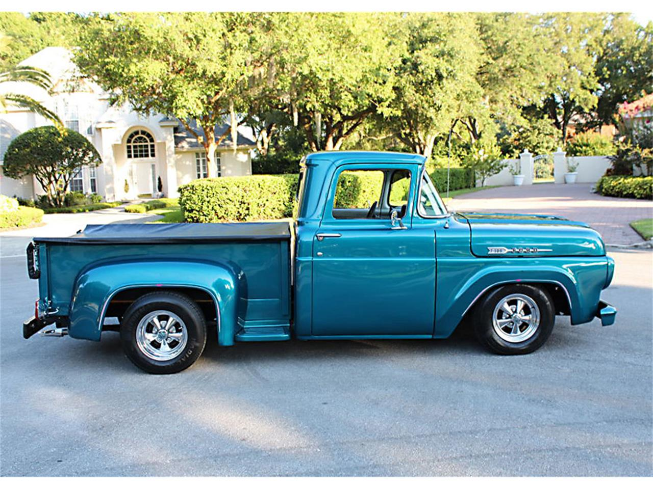 Large Picture of '59 F100 - QAHS