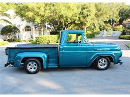 Picture of 1959 Ford F100 located in Florida - $29,500.00 Offered by MJC Classic Cars - QAHS