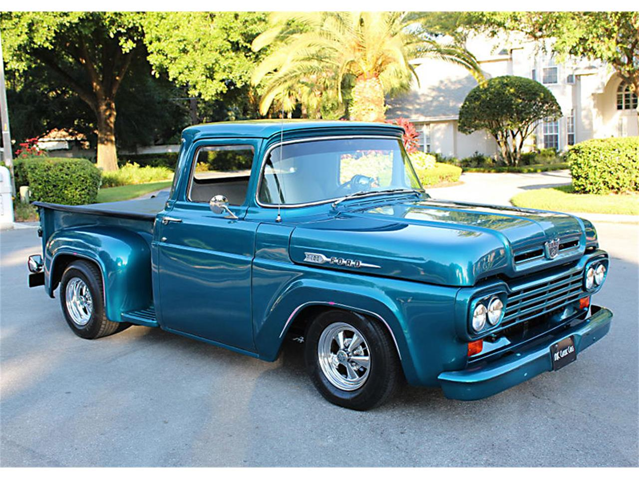 Large Picture of 1959 F100 located in Lakeland Florida - $29,500.00 - QAHS