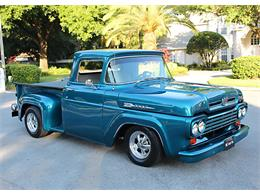 Picture of 1959 Ford F100 Offered by MJC Classic Cars - QAHS