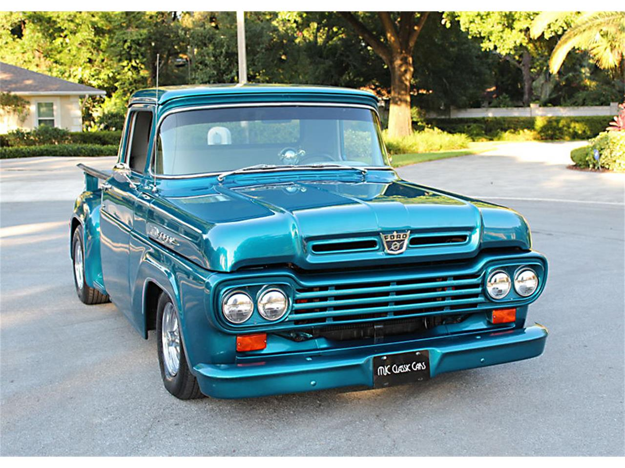 Large Picture of '59 F100 located in Florida Offered by MJC Classic Cars - QAHS