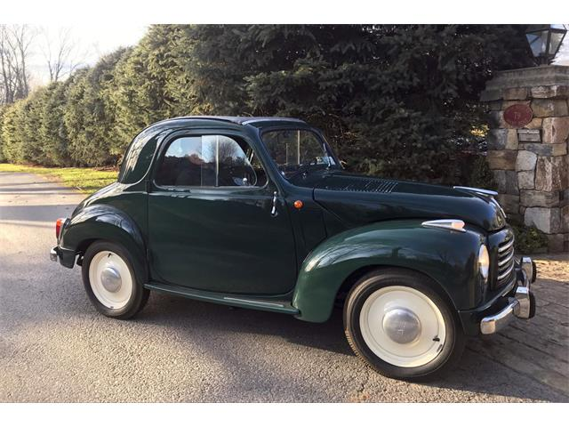 Picture of '50 Fiat Topolino located in Uncasville Connecticut Auction Vehicle Offered by  - QAIE