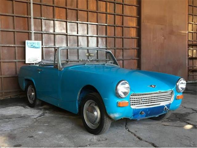 1965 Austin-Healey Sprite Mark III