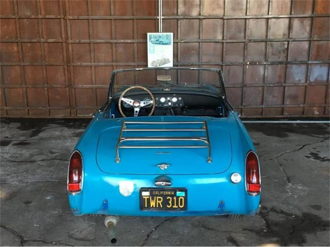 Large Picture of Classic 1965 Austin-Healey Sprite Mark III - $8,950.00 - Q5ER