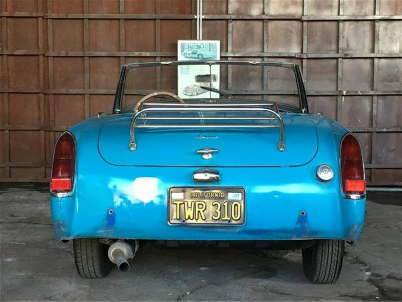 Large Picture of 1965 Austin-Healey Sprite Mark III Offered by Sports Car LA - Q5ER