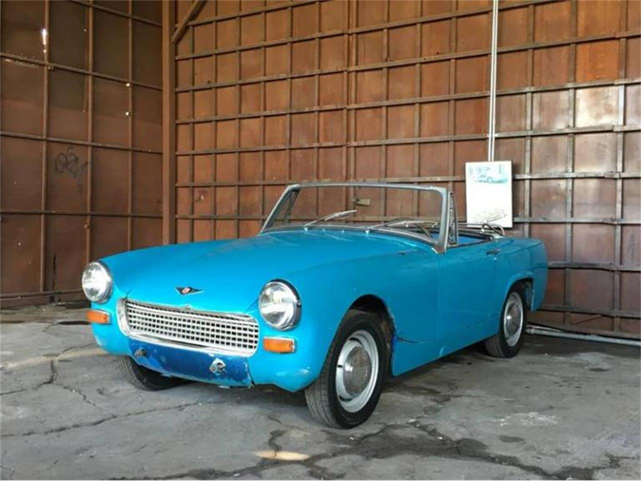 Large Picture of Classic 1965 Sprite Mark III located in Los Angeles California Offered by Sports Car LA - Q5ER