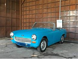 Picture of Classic 1965 Sprite Mark III located in Los Angeles California - Q5ER
