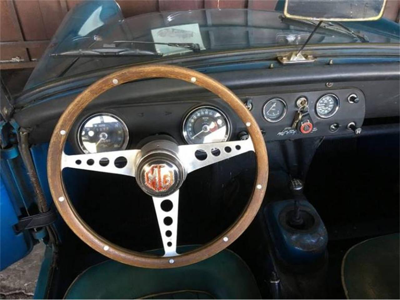 Large Picture of 1965 Sprite Mark III located in Los Angeles California - $8,950.00 Offered by Sports Car LA - Q5ER