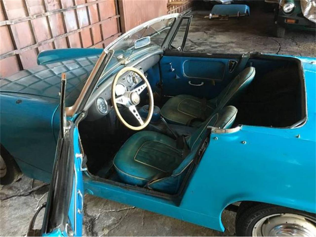 Large Picture of Classic 1965 Austin-Healey Sprite Mark III located in California - $8,950.00 Offered by Sports Car LA - Q5ER