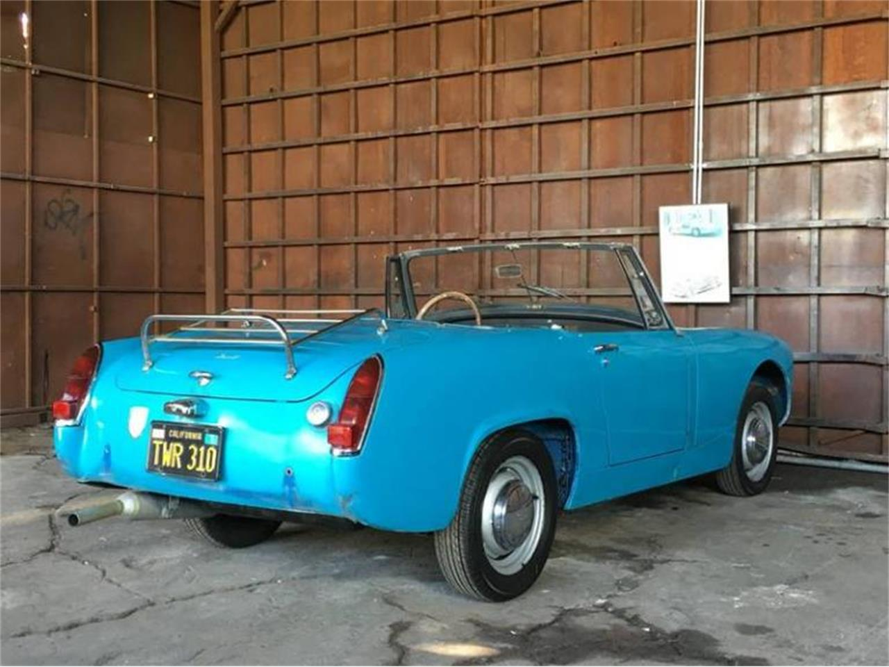 Large Picture of '65 Sprite Mark III - $8,950.00 Offered by Sports Car LA - Q5ER