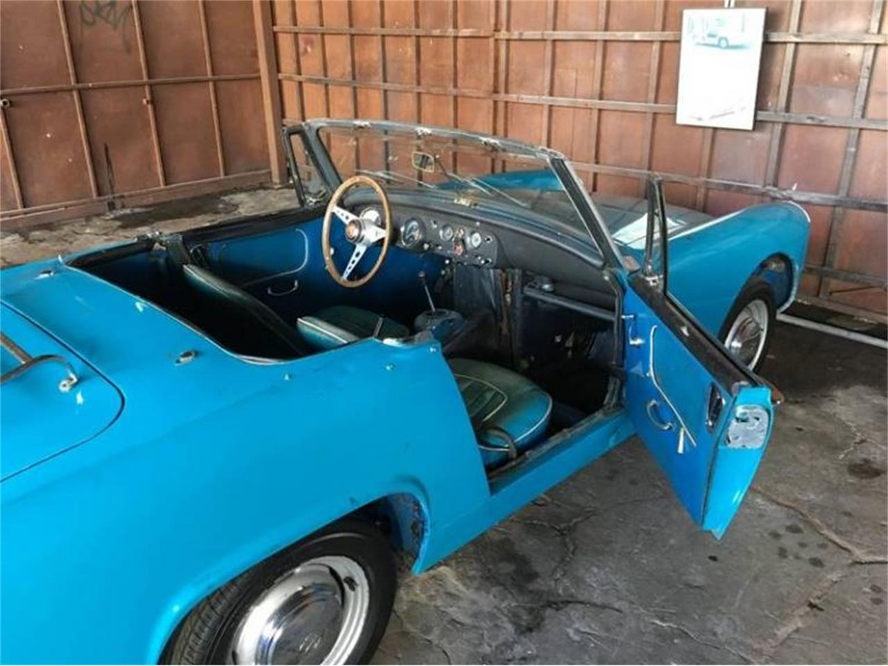Large Picture of '65 Austin-Healey Sprite Mark III located in Los Angeles California - $8,950.00 Offered by Sports Car LA - Q5ER