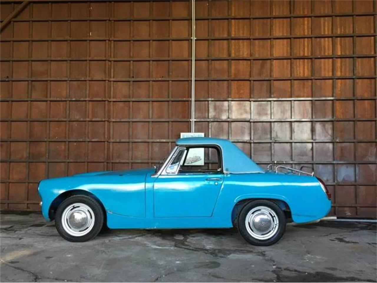 Large Picture of Classic '65 Sprite Mark III located in Los Angeles California - $8,950.00 Offered by Sports Car LA - Q5ER