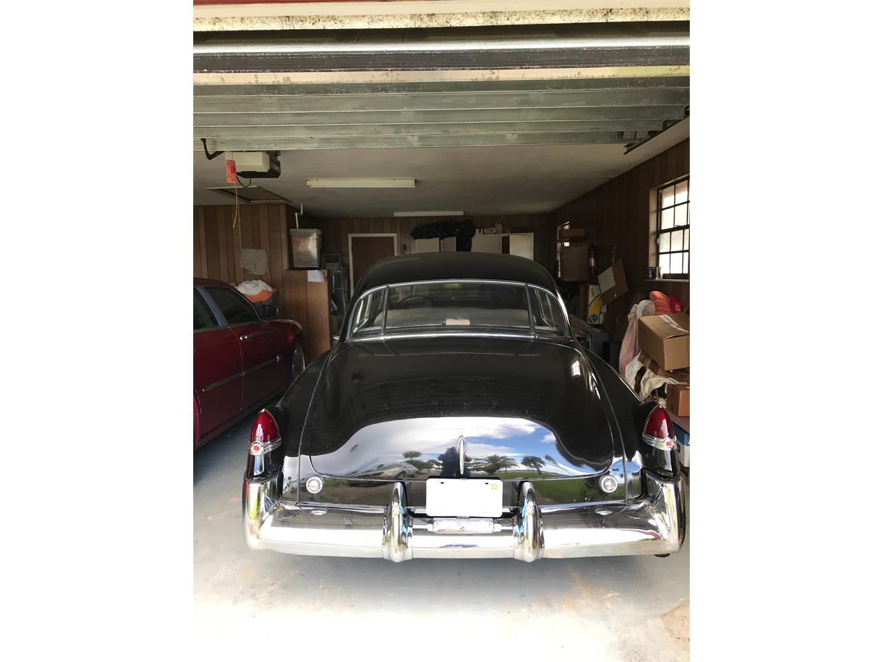 Large Picture of Classic '49 Cadillac 4-Dr Sedan located in Land O Lakes Florida - $17,500.00 - QAJD