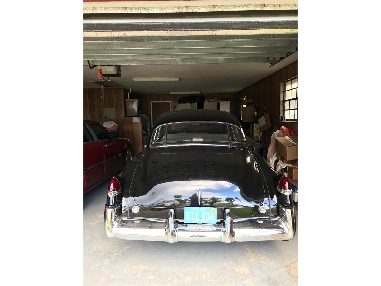Large Picture of Classic '49 Cadillac 4-Dr Sedan located in Florida - QAJD