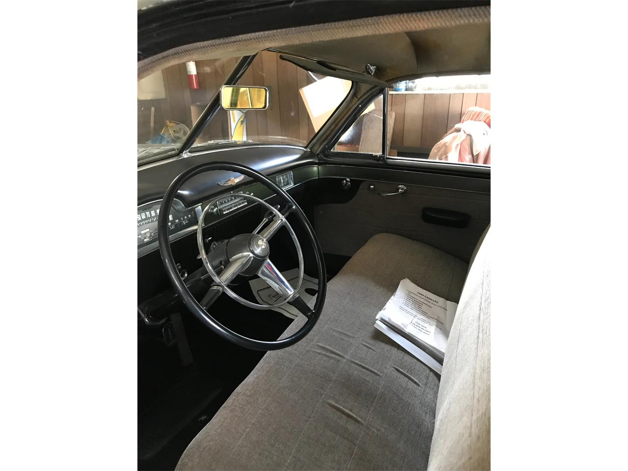 Large Picture of Classic '49 Cadillac 4-Dr Sedan - $17,500.00 Offered by a Private Seller - QAJD