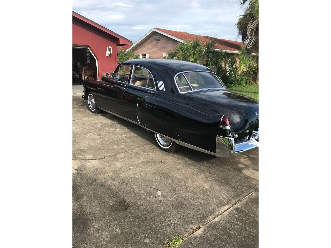 Large Picture of 1949 Cadillac 4-Dr Sedan located in Florida - $17,500.00 Offered by a Private Seller - QAJD