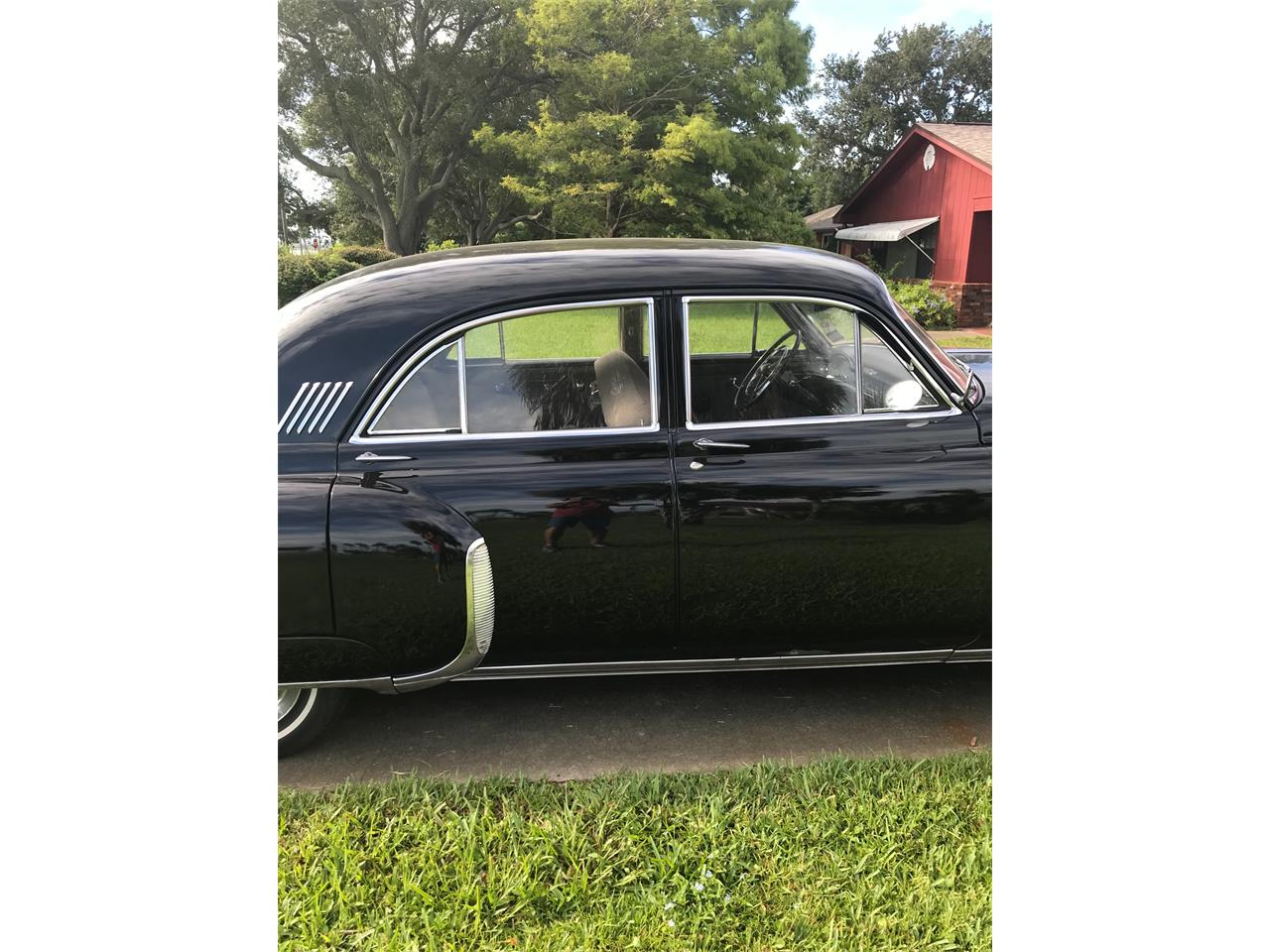 Large Picture of '49 4-Dr Sedan - $17,500.00 - QAJD