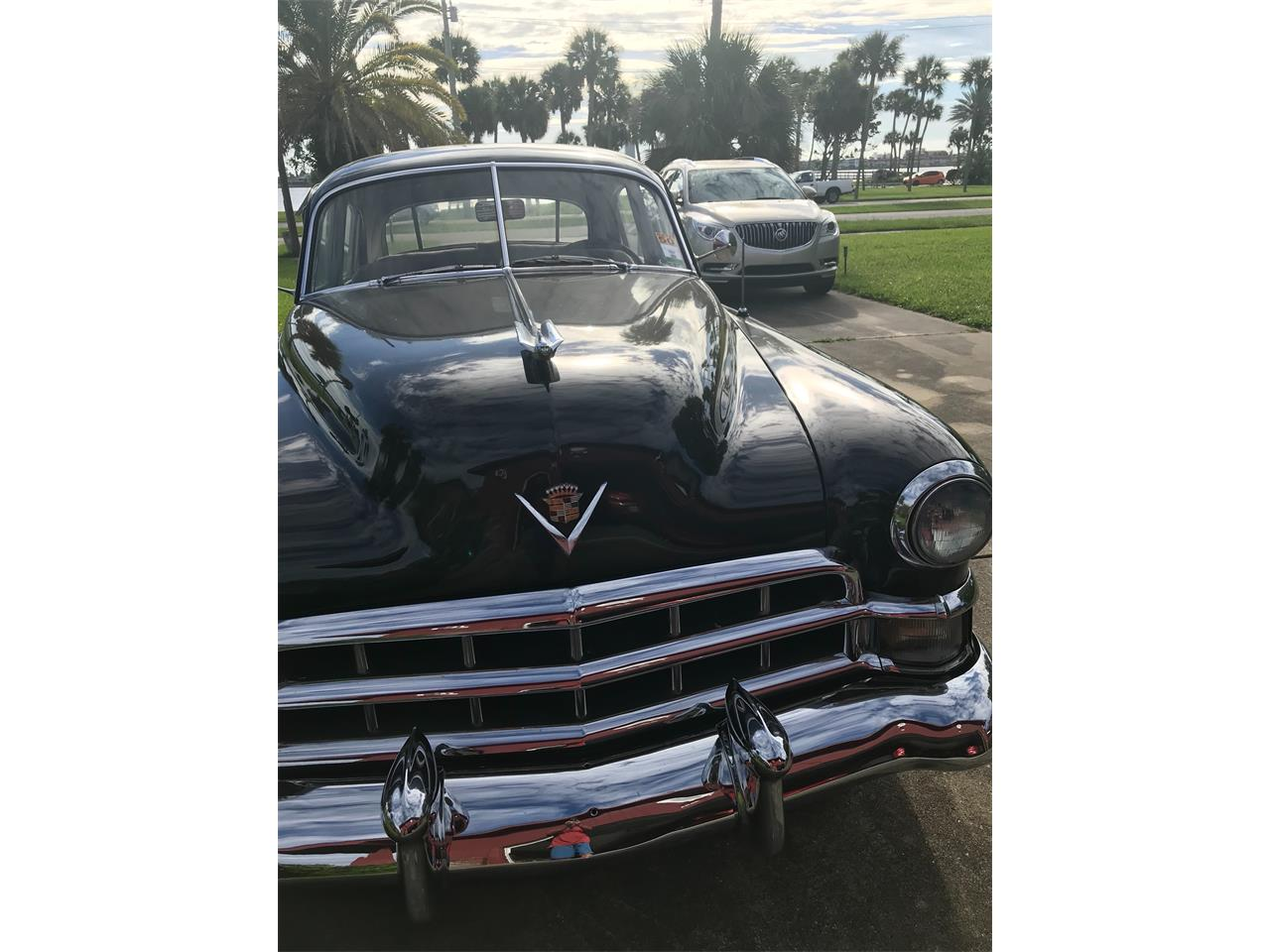 Large Picture of Classic 1949 Cadillac 4-Dr Sedan - $17,500.00 Offered by a Private Seller - QAJD
