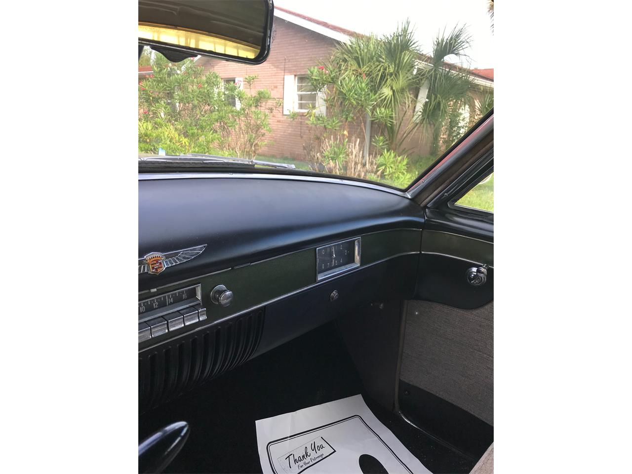 Large Picture of Classic '49 4-Dr Sedan located in Florida - $17,500.00 - QAJD