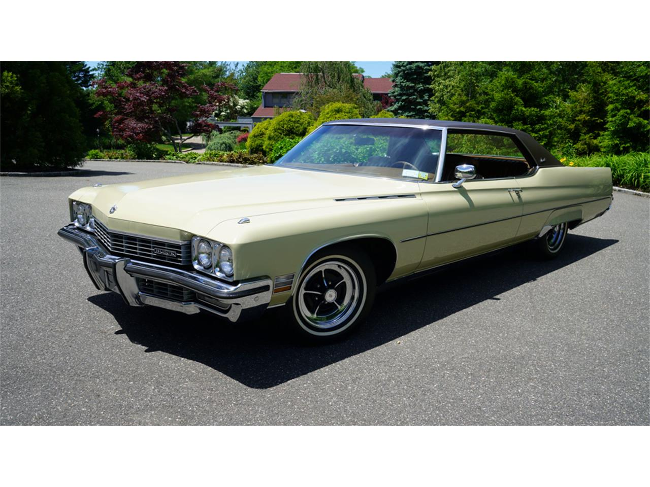 Large Picture of '72 Buick Electra 225 located in Old Bethpage New York - QAJE