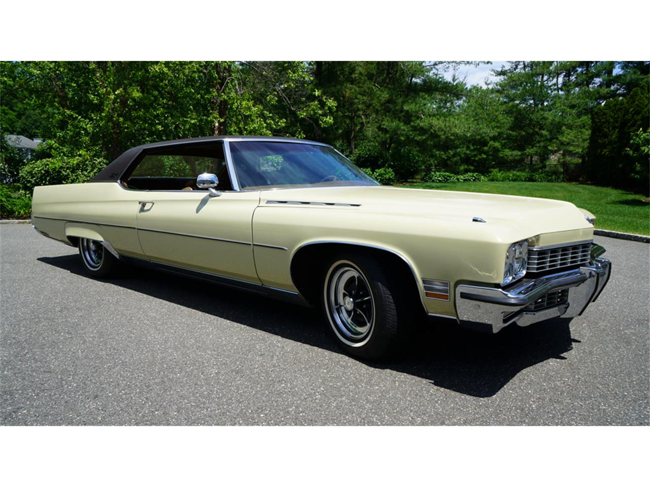 Large Picture of 1972 Buick Electra 225 located in Old Bethpage New York - $32,500.00 - QAJE
