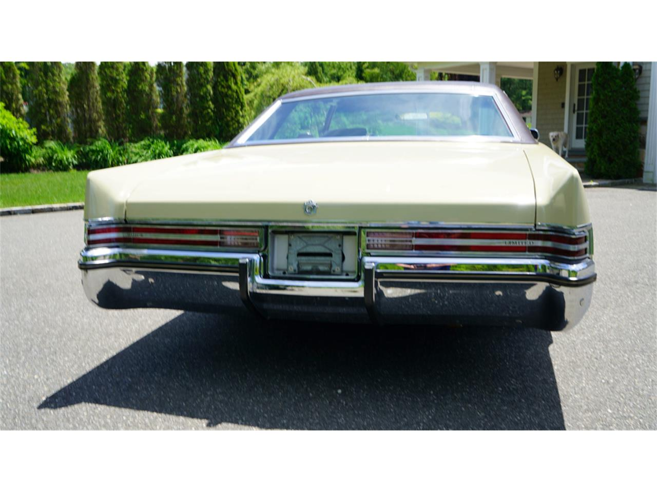 Large Picture of 1972 Buick Electra 225 located in New York - $32,500.00 Offered by Fiore Motor Classics - QAJE