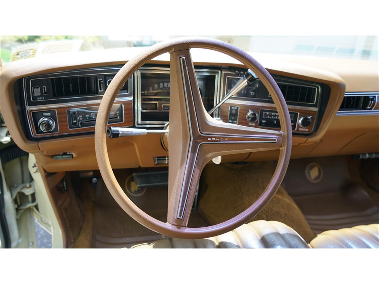 Large Picture of Classic 1972 Buick Electra 225 Offered by Fiore Motor Classics - QAJE