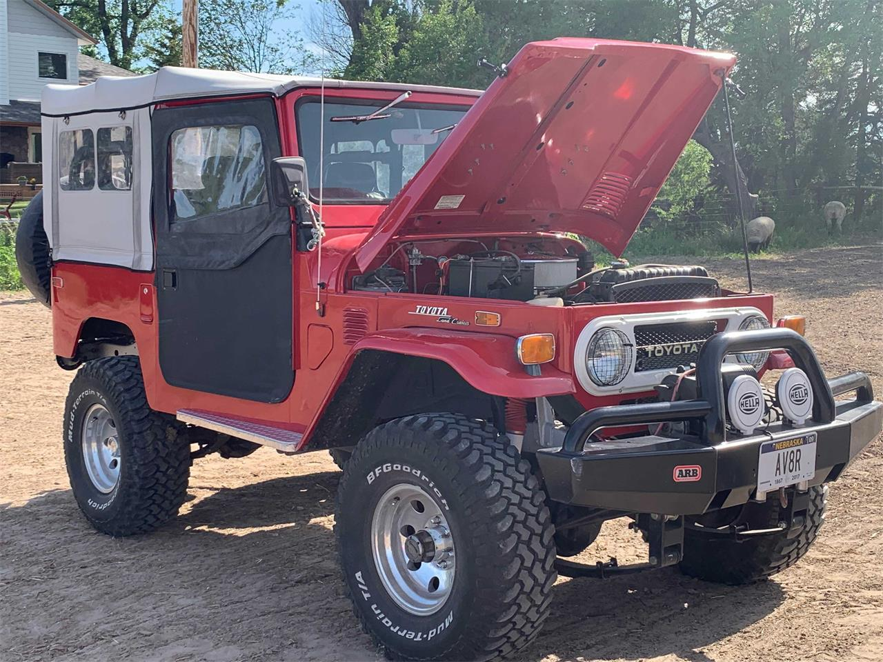Large Picture of '73 Land Cruiser FJ40 - QAJG