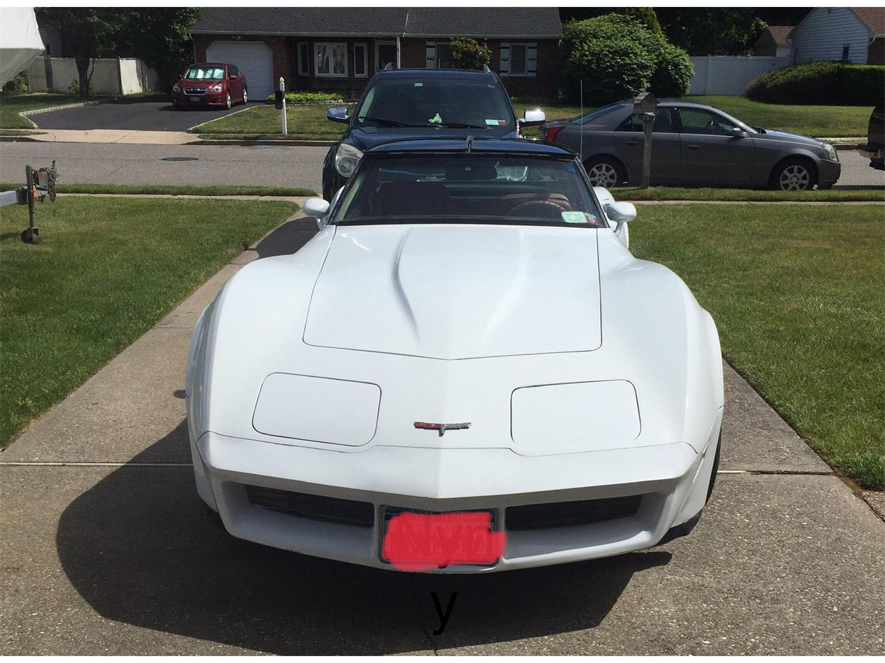 Large Picture of '80 Chevrolet Corvette located in Bohemia  New York Offered by a Private Seller - QAJK