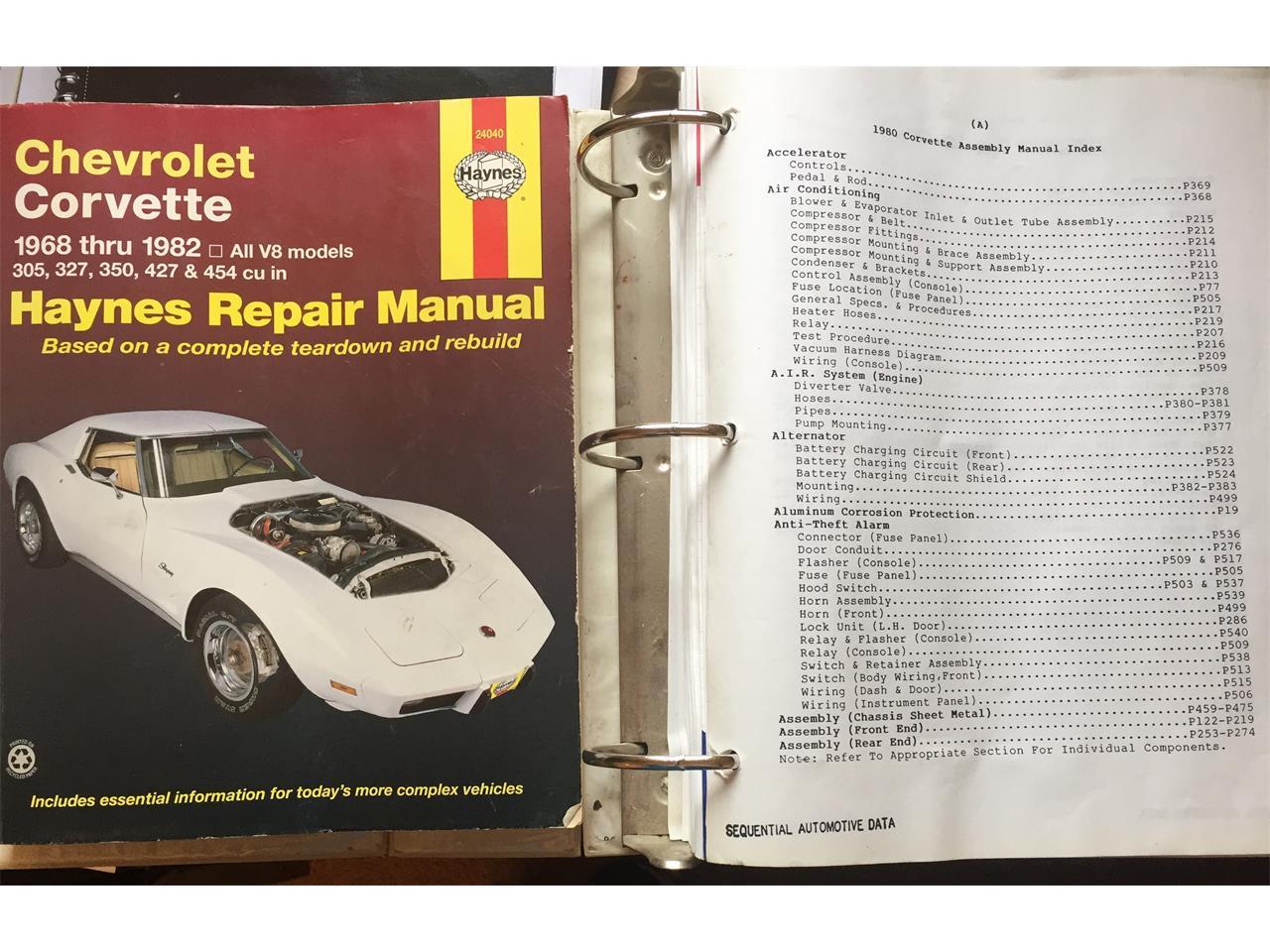 Large Picture of '80 Corvette - QAJK