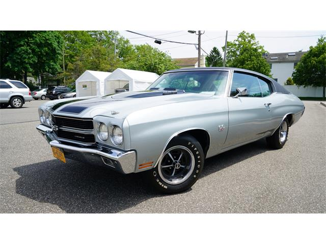 Picture of Classic '70 Chevrolet Chevelle SS located in Old Bethpage New York Offered by  - QAJT
