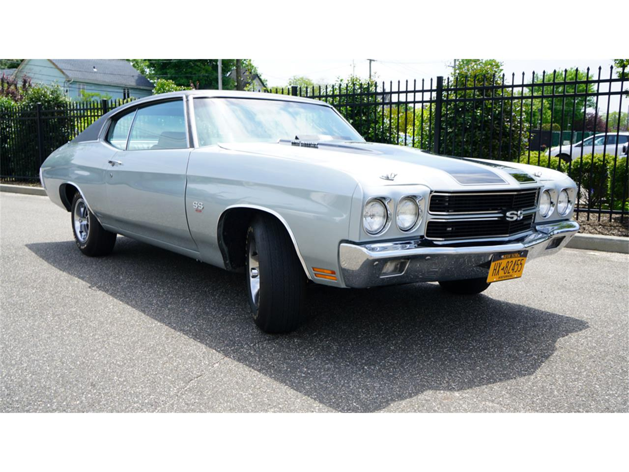 Large Picture of '70 Chevelle SS - QAJT