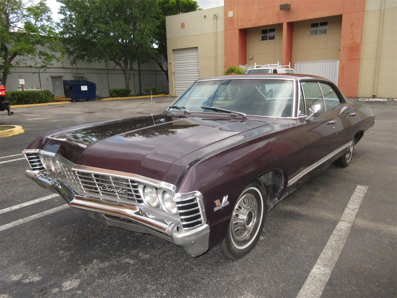 Large Picture of Classic '67 Chevrolet Impala located in Florida Offered by a Private Seller - QAJV