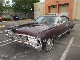Picture of Classic '67 Impala - $40,000.00 Offered by a Private Seller - QAJV