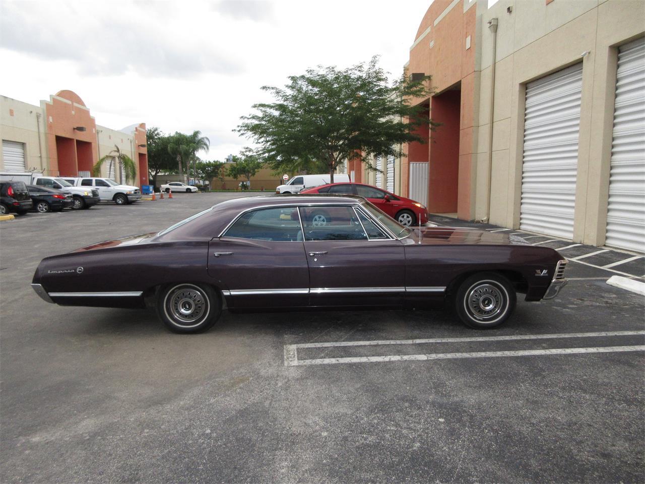 Large Picture of '67 Impala - QAJV