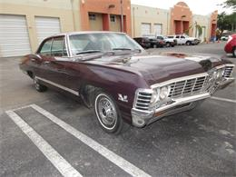Picture of Classic 1967 Impala located in Miami Florida Offered by a Private Seller - QAJV
