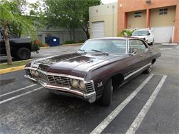 Picture of '67 Chevrolet Impala located in Florida - $40,000.00 Offered by a Private Seller - QAJV