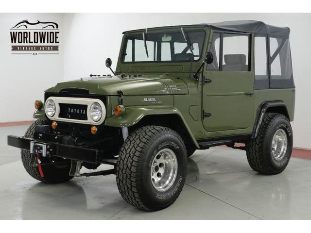 Picture of Classic 1964 Land Cruiser FJ located in Colorado - $26,900.00 Offered by  - QAK2