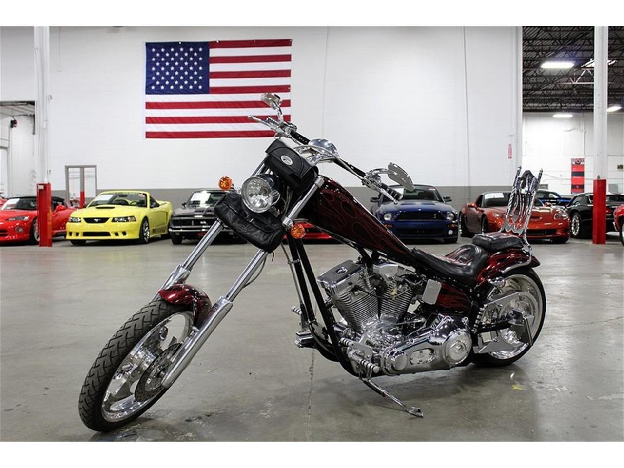 For Sale: 2003 American Ironhorse Texas Chopper in Kentwood, Michigan