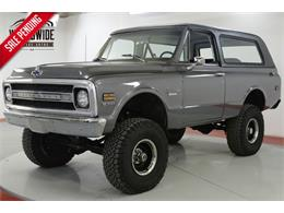 Picture of '70 Chevrolet Blazer located in Colorado - $28,900.00 Offered by Worldwide Vintage Autos - QAK6
