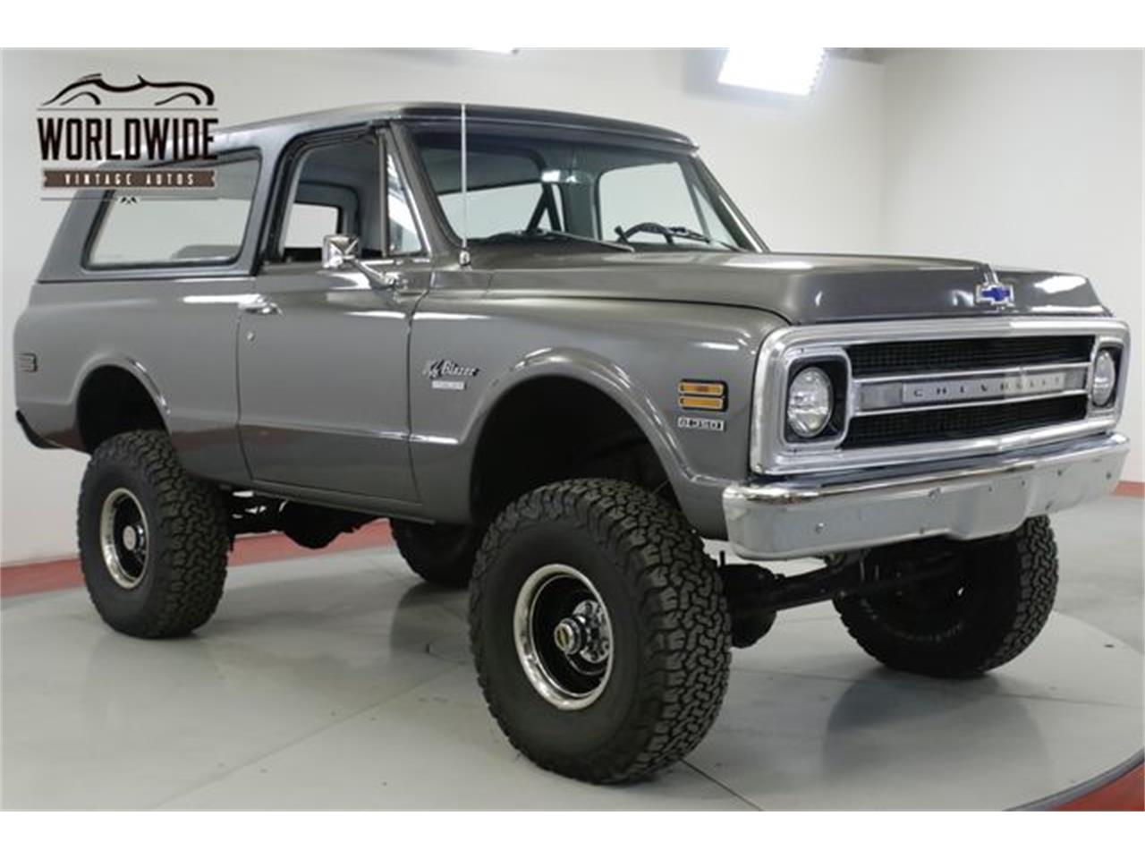 Large Picture of Classic '70 Chevrolet Blazer - $28,900.00 - QAK6