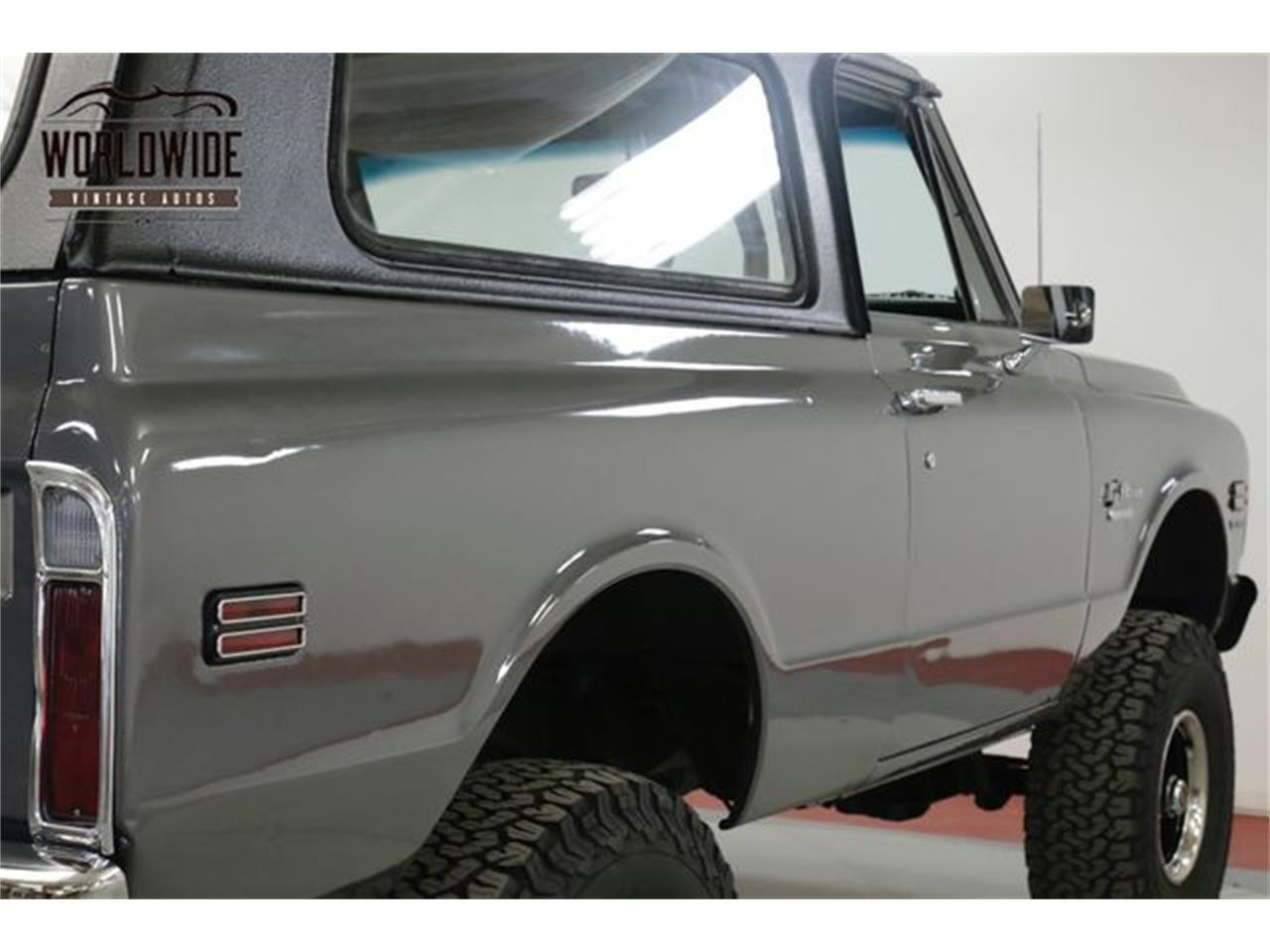 Large Picture of Classic 1970 Chevrolet Blazer - $28,900.00 - QAK6