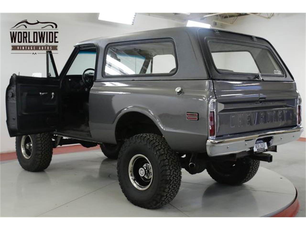 Large Picture of 1970 Chevrolet Blazer - QAK6
