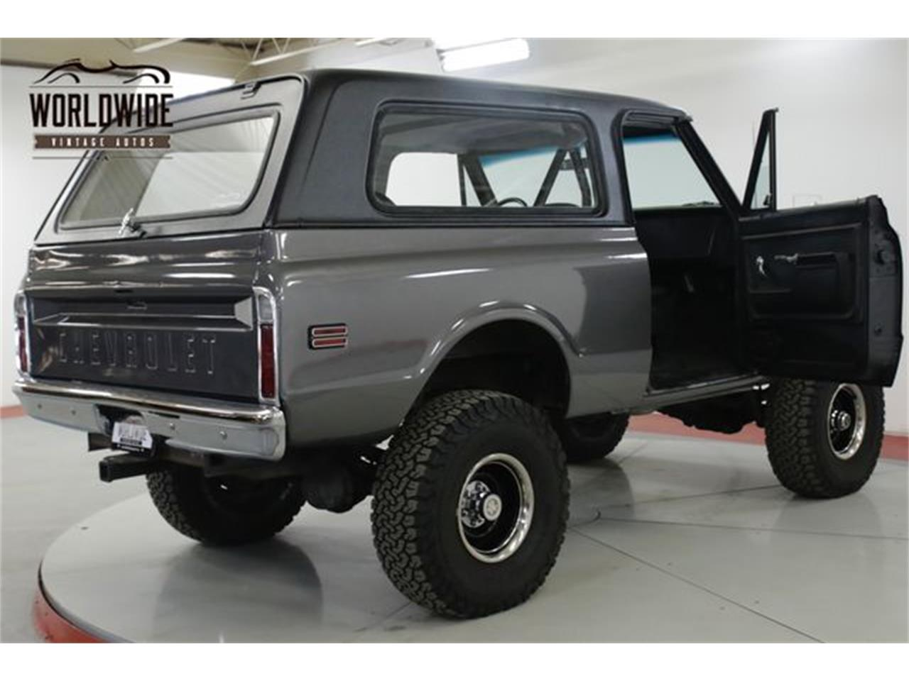 Large Picture of '70 Blazer Offered by Worldwide Vintage Autos - QAK6