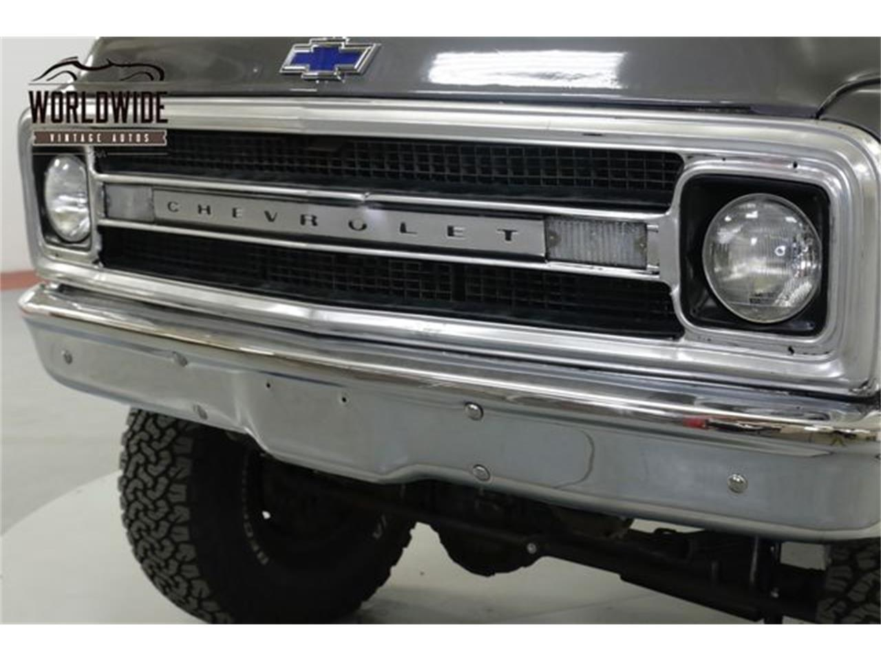 Large Picture of '70 Chevrolet Blazer - QAK6