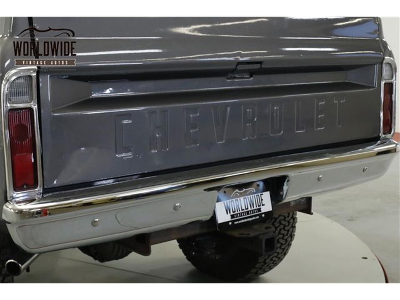 Large Picture of 1970 Blazer - $28,900.00 - QAK6